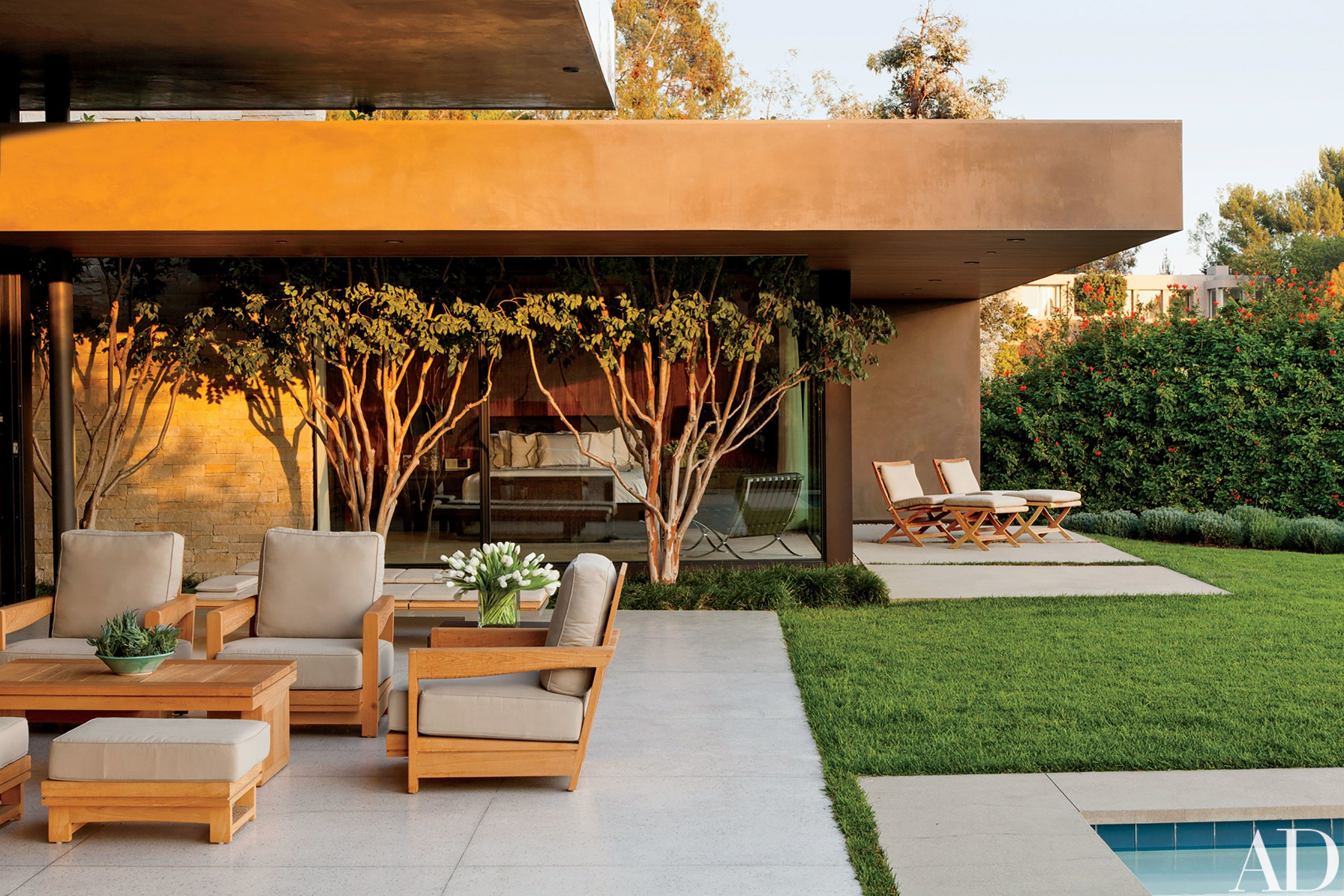 Marmol Radziner Designs a Modernist Home in Beverly Hills Photos | Architectural Digest