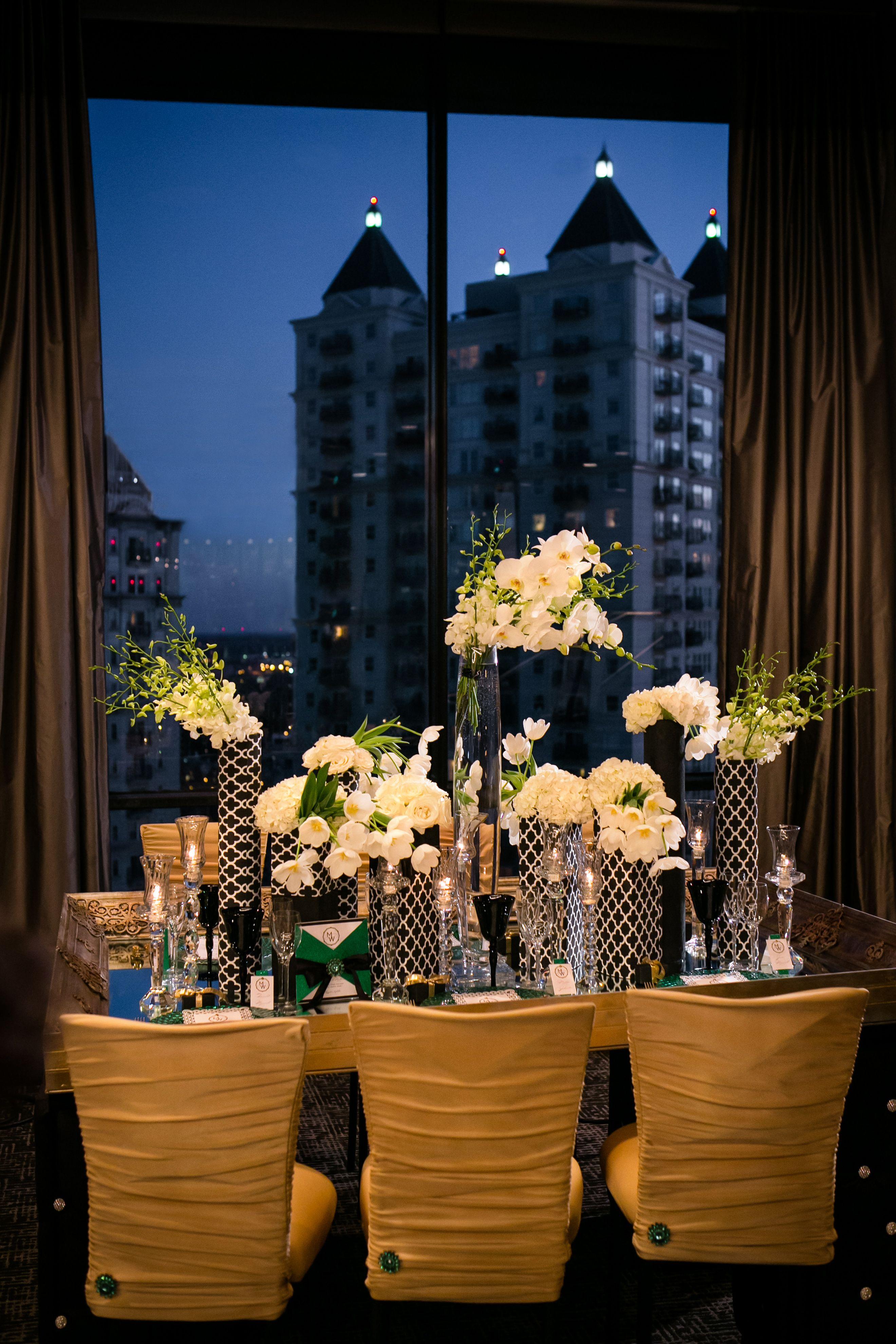 Location: W Atlanta - Midtown, Altitude Ballroom, 27th floor ...