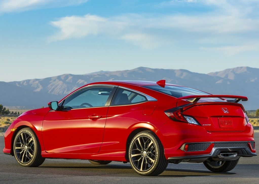 2020 HONDA CIVIC SI COUPE Honda civic, Ferrari 488 ve Mazda
