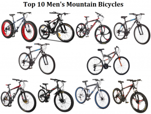 The Best Rated 10 Men Mountain Bikes For Sale From Top And Cheap