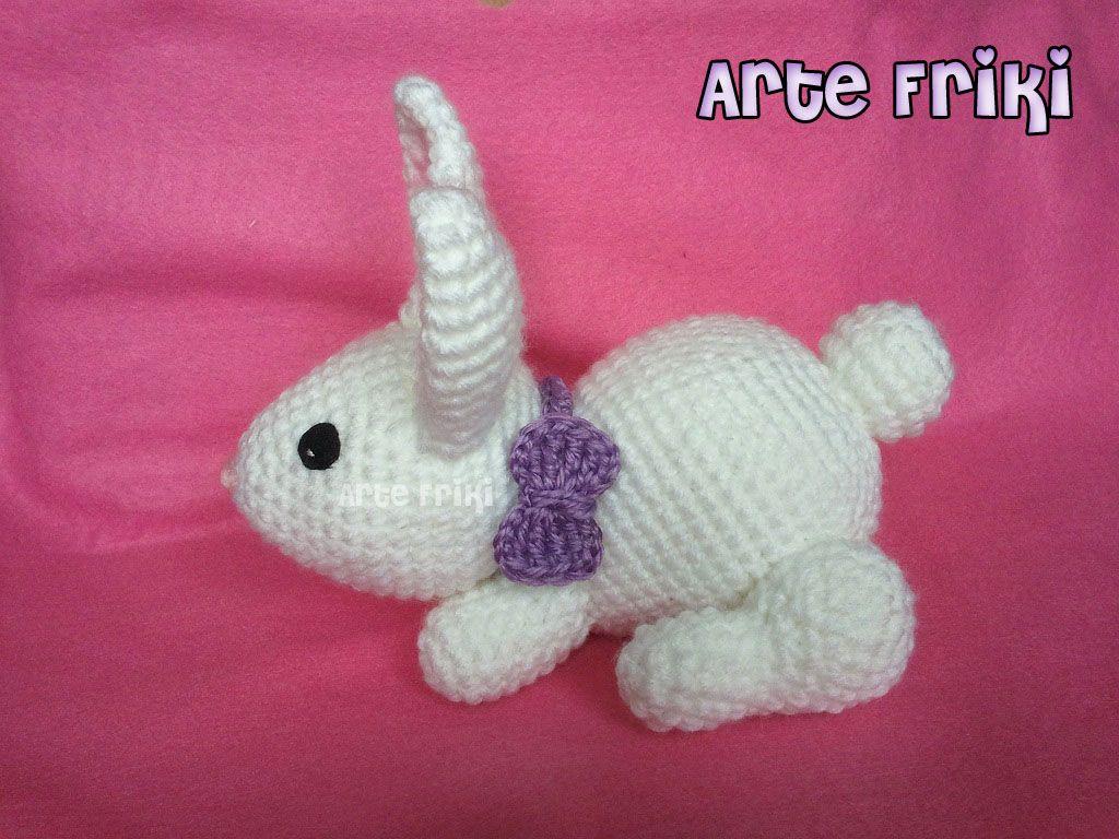 Conejo Amigurumi Patron Gratis : Conejo amigurumi rabbit bunny campo peluche crochet ganchillo