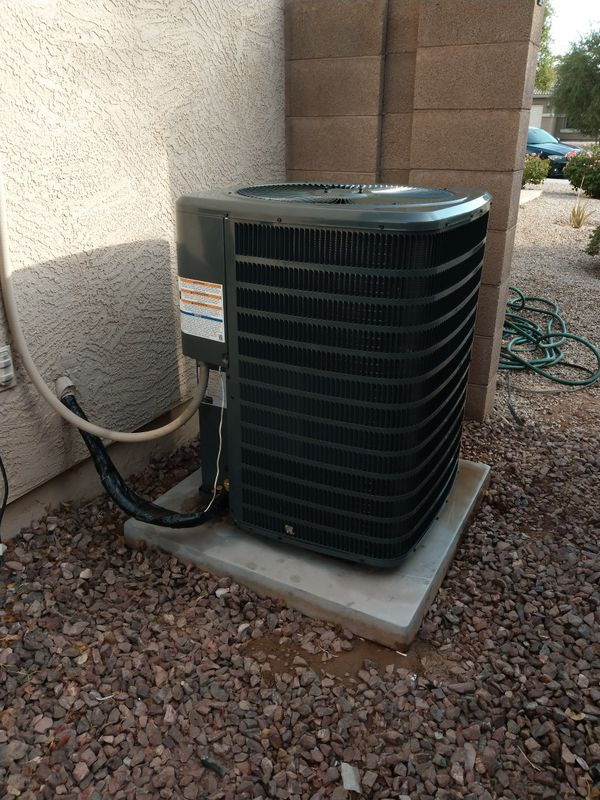 New air conditioning and heating unit for Sale in Glendale