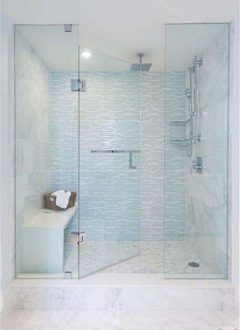 111 Marvelous Bathroom Tile Shower Ideas Bathroomideas Bathroomdecor Bathroomremodel Bathroomtiles Shower Tile Bathroom Tile Designs Tile Bathroom