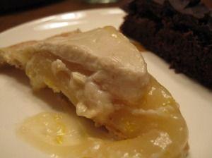 Meyer Lemon Pie - Amazing!