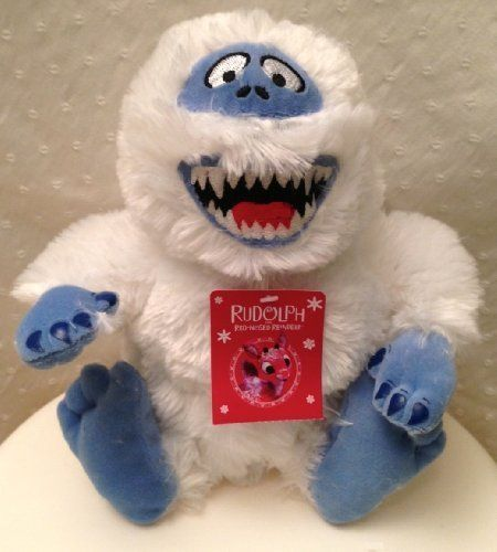 Abominable Snowman Tree Topper