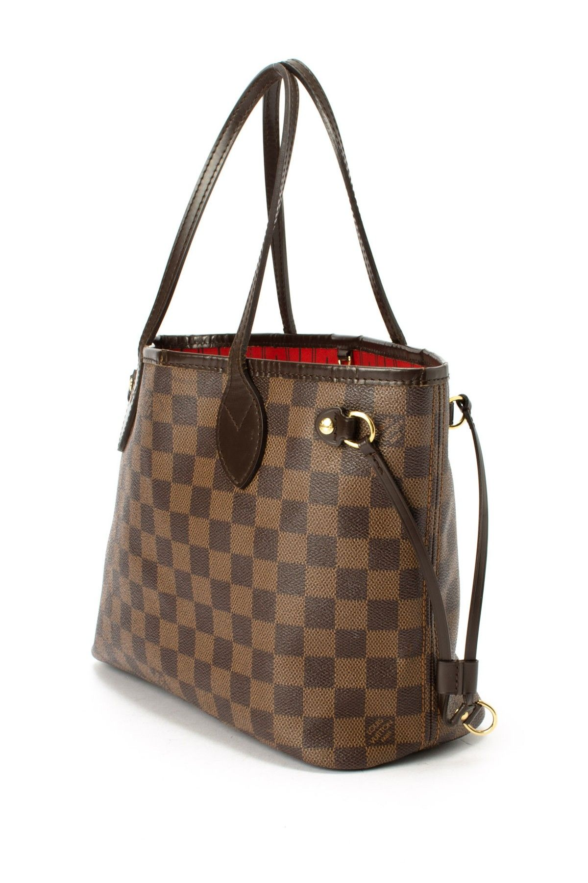 Vintage Louis Vuitton Leather Neverfull PM Tote on HauteLook