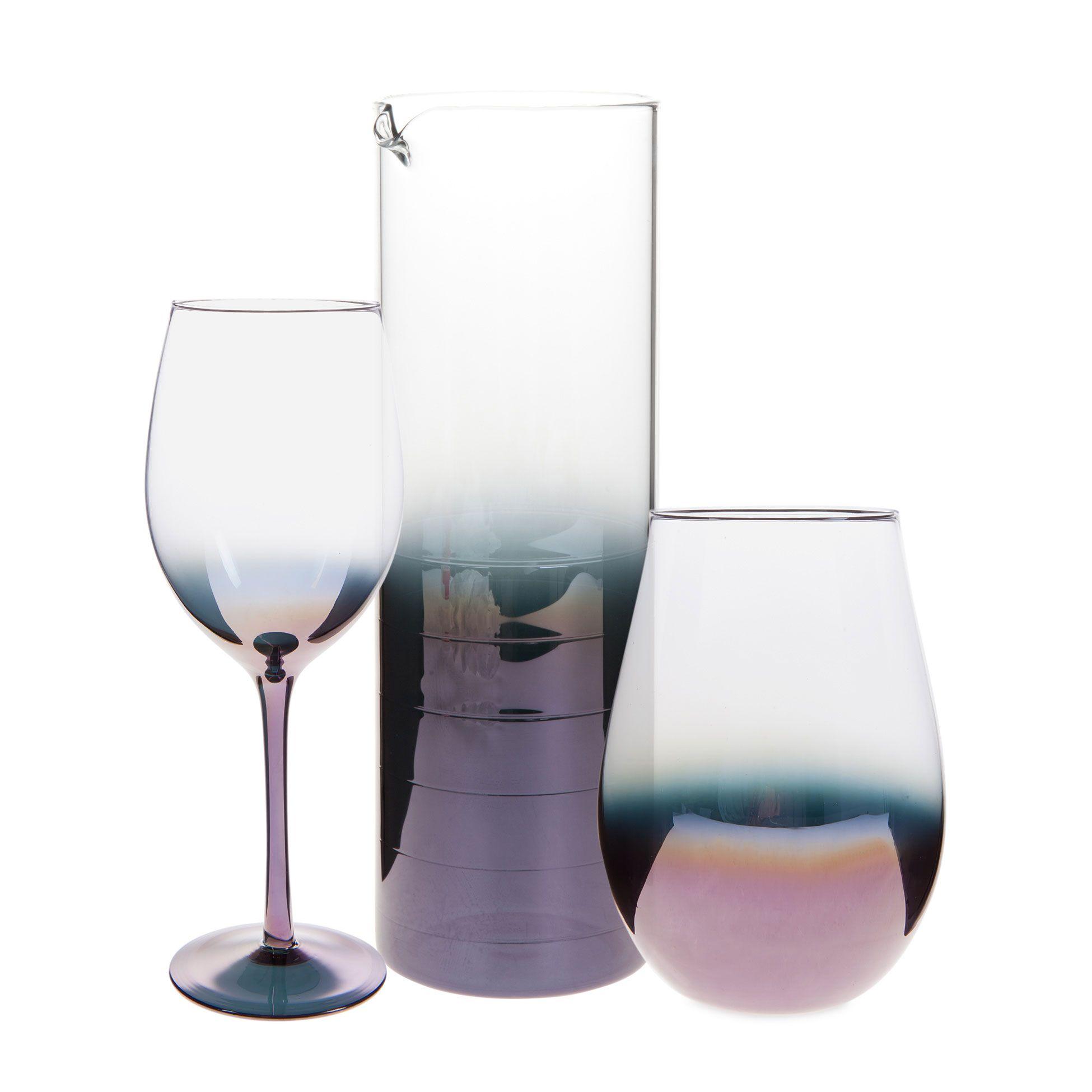 Donker Glaswerk - Glaswerk - Tafel | Zara Home België / Belgique