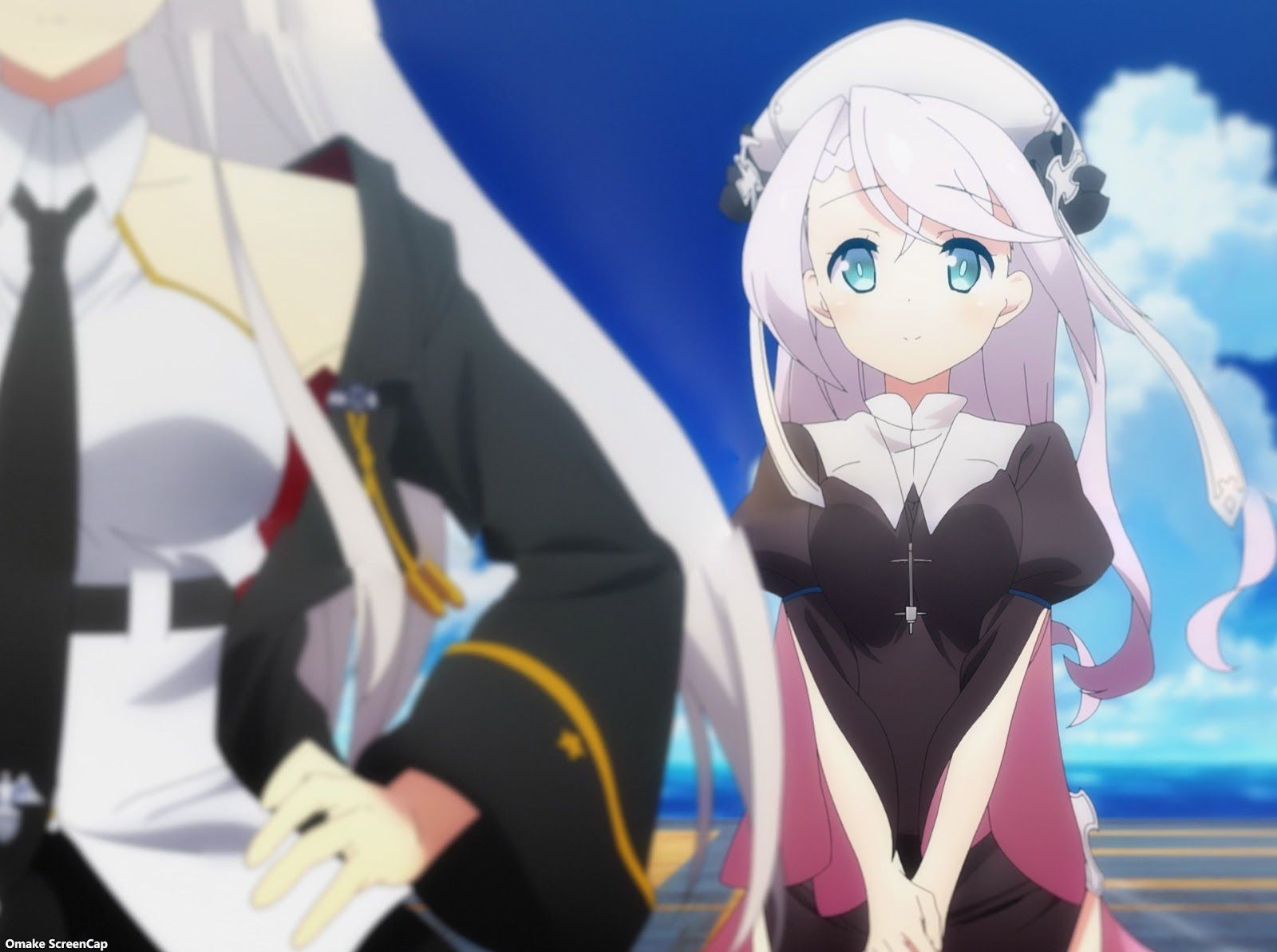 10 Second Anime Azur Lane Episode 1 в 2020 г Аниме