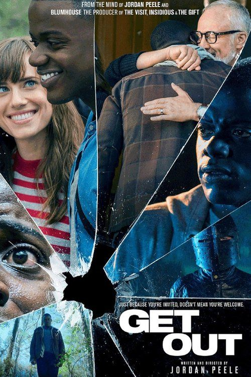 Get Out (2017) Full Movie Streaming HD | AL Co Ltd | Pinterest ...