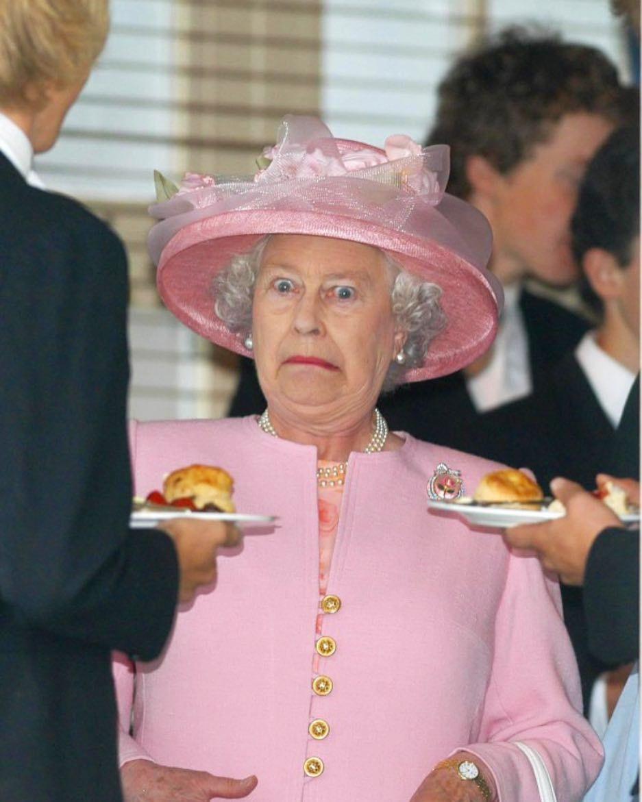 Pin By Pon On Food Queen Elizabeth Memes Queen Elizabeth Elizabeth Ii