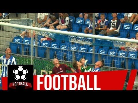 FOOTBALL -  Comical defending leads to own goal - http://lefootball.fr/comical-defending-leads-to-own-goal/