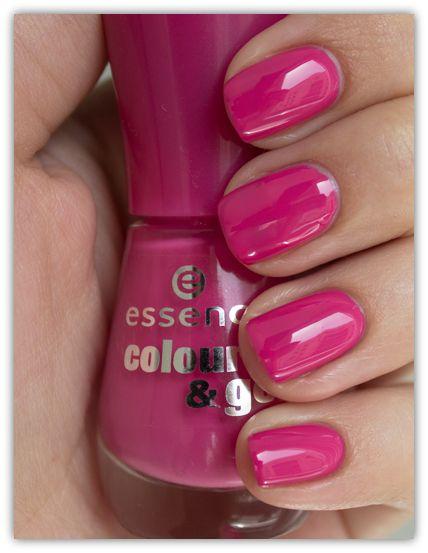 Essence Colour & Go 108 Ultimate Pink