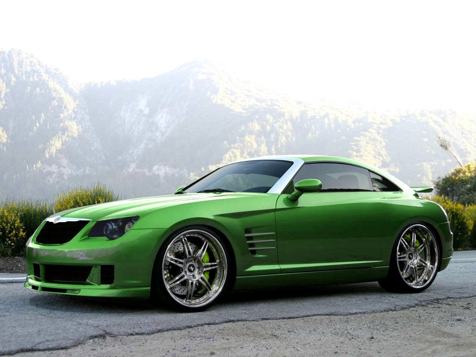 One Of My Absolute Favorites Chrysler Crossfire This One Has An