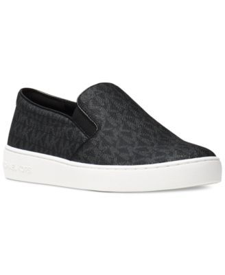 397eb97011e MICHAEL KORS MICHAEL Michael Kors Keaton Slip-On Logo Sneakers.  michaelkors   shoes