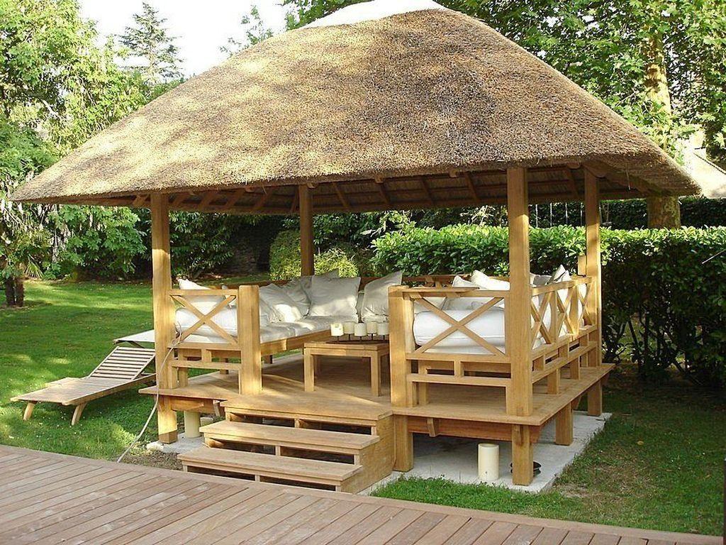 43 Minimalist Pergola Design For Garden Modern Gazebo Wooden Gazebo Garden Gazebo Modern garden gazebo designs