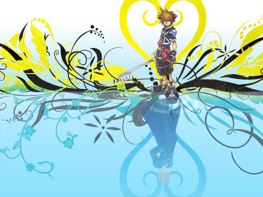 Kingdom Hearts Roxas,Sora