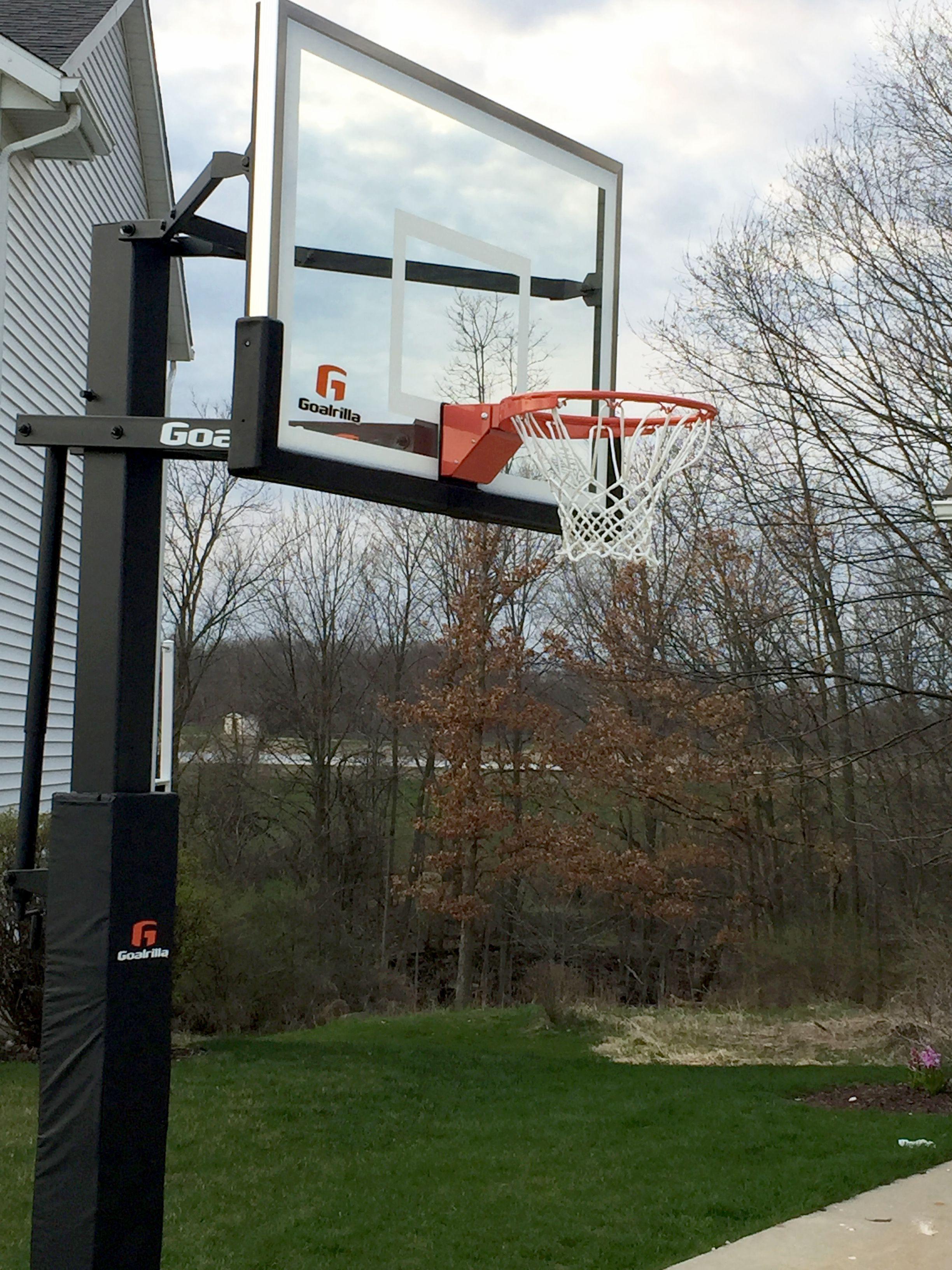 Goalrilla Home Court Basketball Goals Basketball Goals