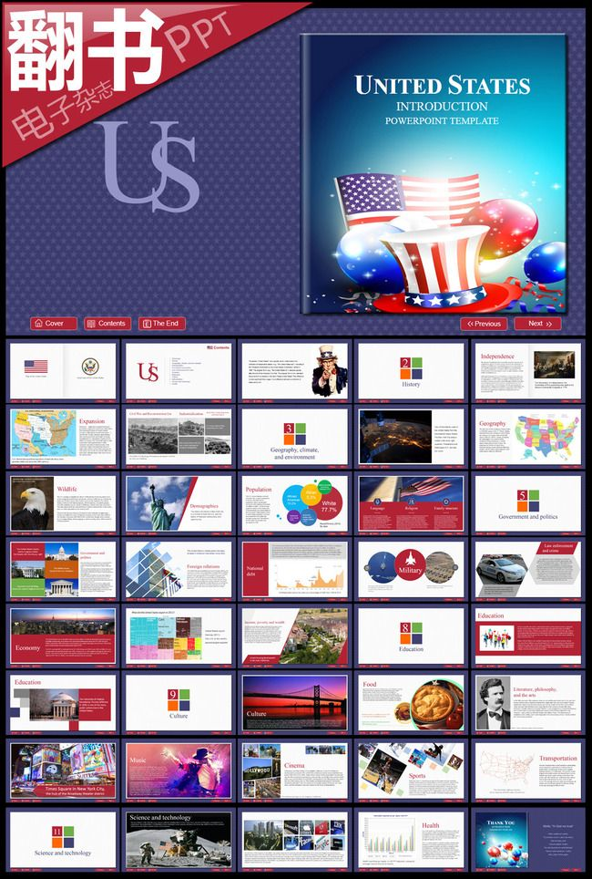 english ppt lecture topic pages electronic magazine ppt templates, Powerpoint templates