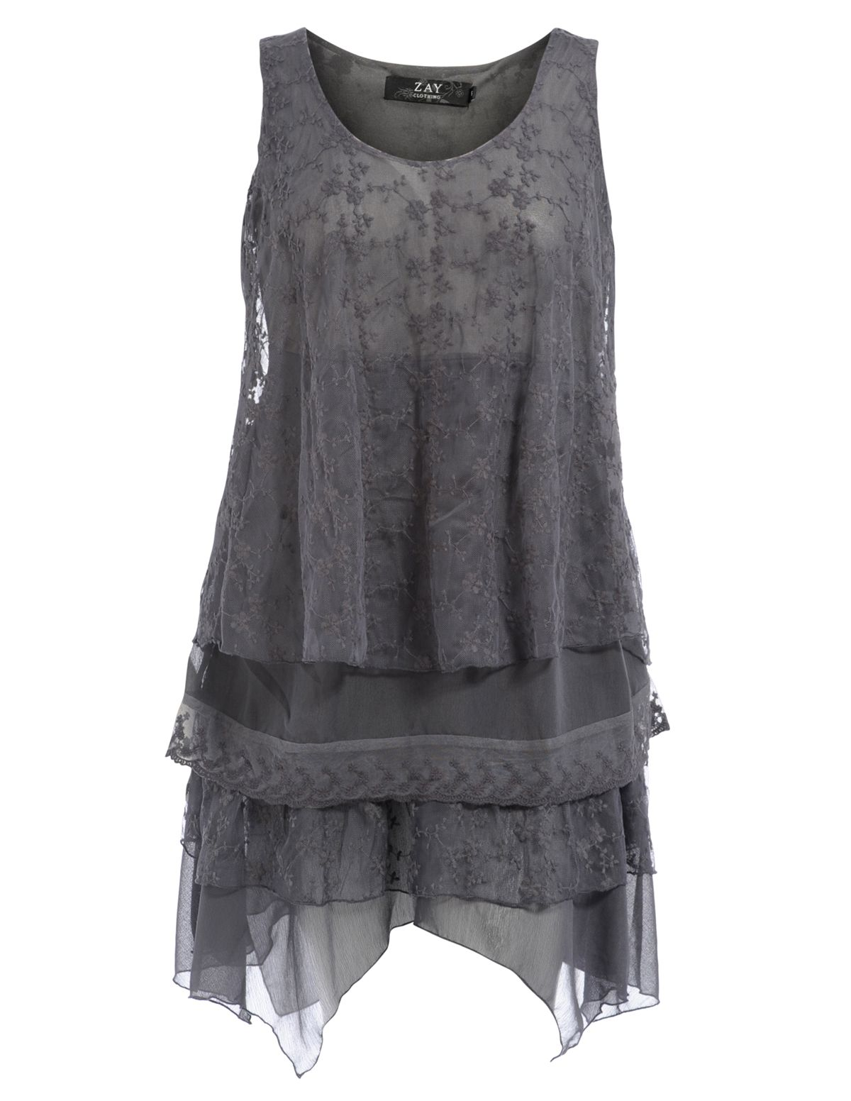 14f971610ca Lace plus-size tunic Explore our amazing collection of plus size tops at  http