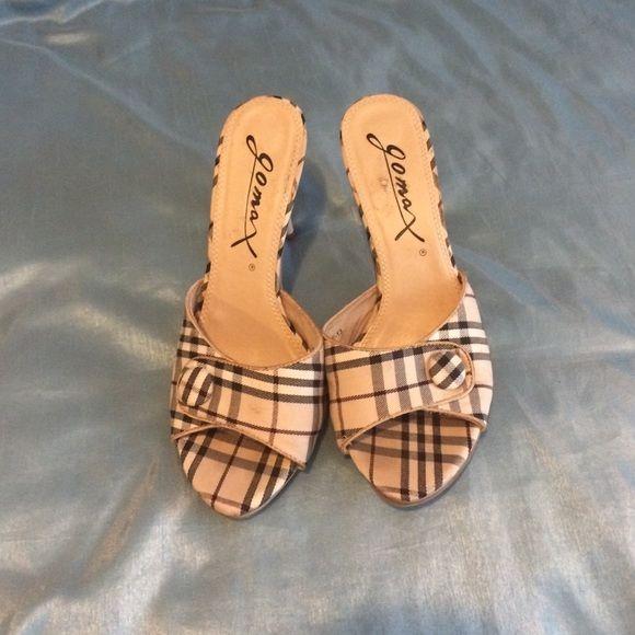 Heels Burberry color themed heels Shoes Heels