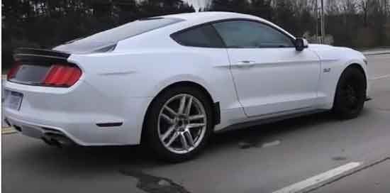 2018 Ford Mustang Mach 1 Specs Changes Release Date Price