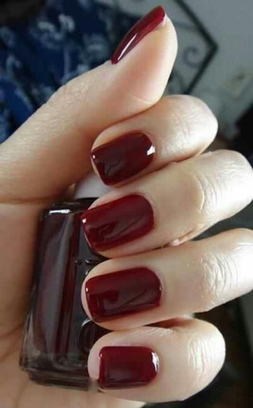 My favorite nail polish color.  I've had it in SO many different brands.
