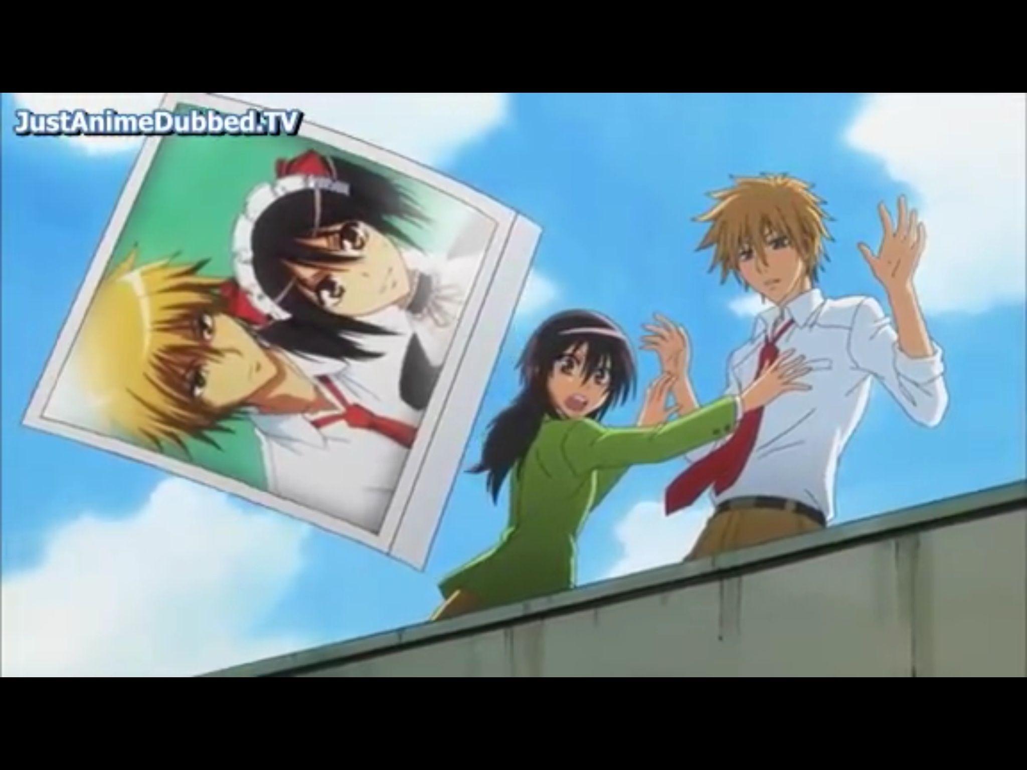 Kaichou Wa maid sama Maid sama, Anime funny moments, Anime