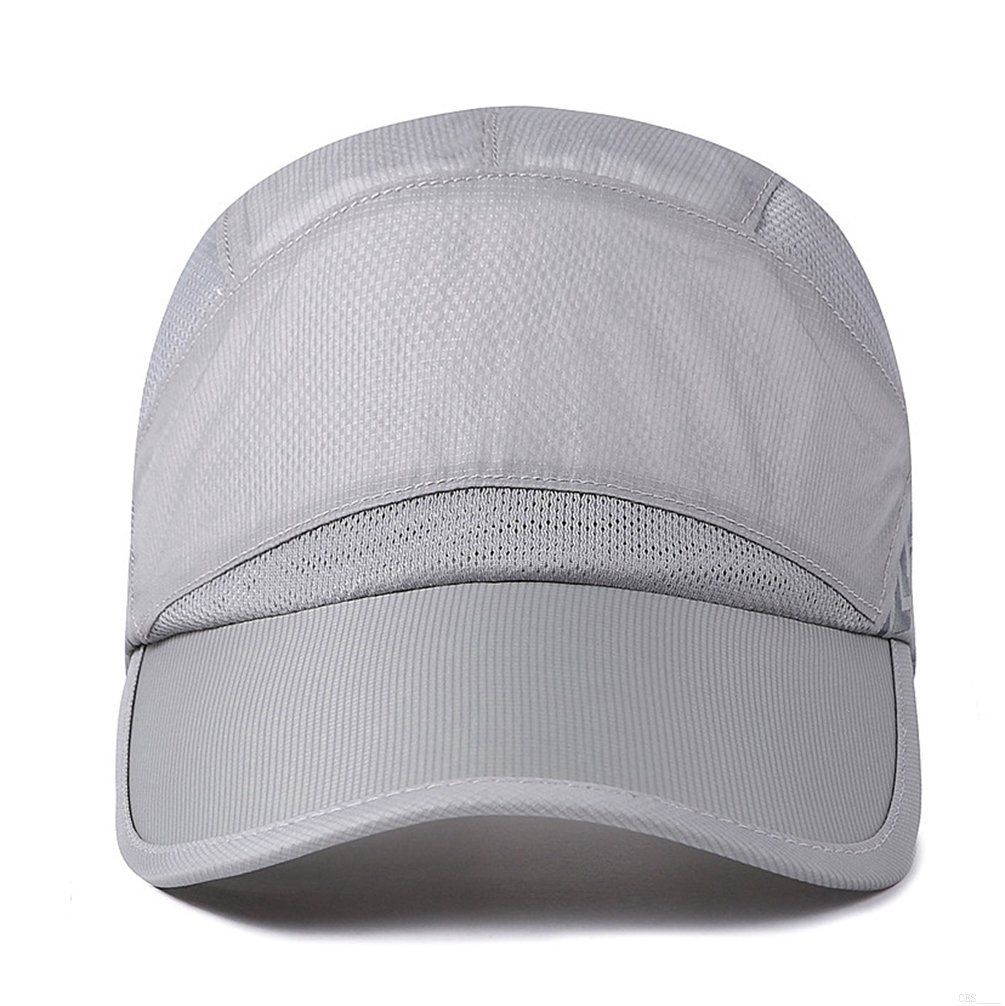 fd94e8f0872 Men Golf Clothing - GADIEMENSS Unisex Quick Dry Waterproof Baseball Sports  Hat Only 2 Ounces 8+ Colors Grey