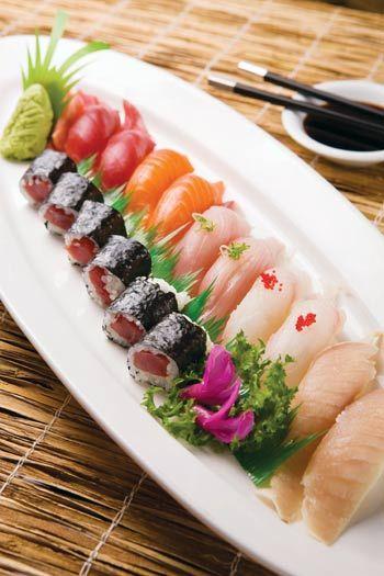 LOVE sushi!!