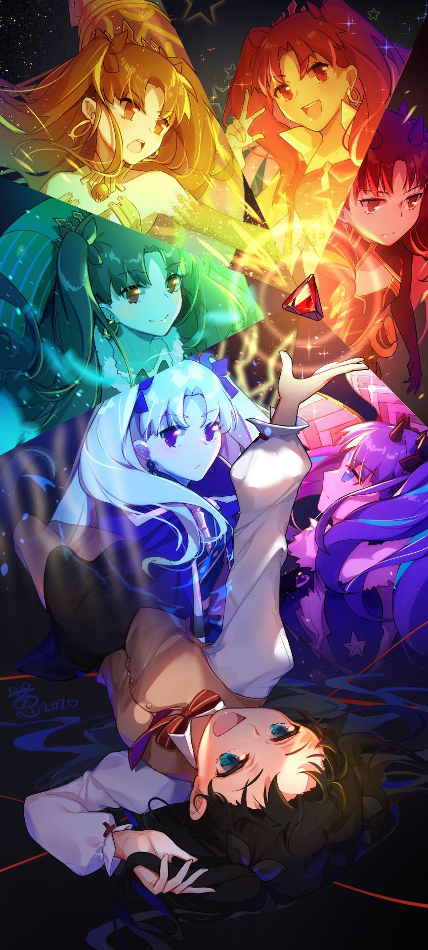 animepopheart Kaya被爐萱 rin (fate series) republished w