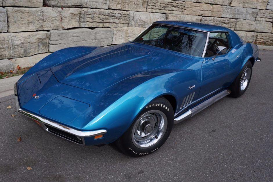 1969 Chevrolet Corvette Chevrolet Corvette Corvette Chevrolet