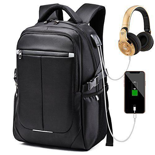 Laptop Backpack Business Travel Computer Bag Anti Theft Waterproof Backpack  (eBay Link) ef6bfa429a3fe