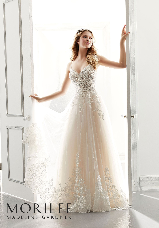 Annabel Wedding Dress Morilee Boho Wedding Dress Lace Mori Lee Wedding Dress Wedding Dresses Photos [ 2630 x 1834 Pixel ]