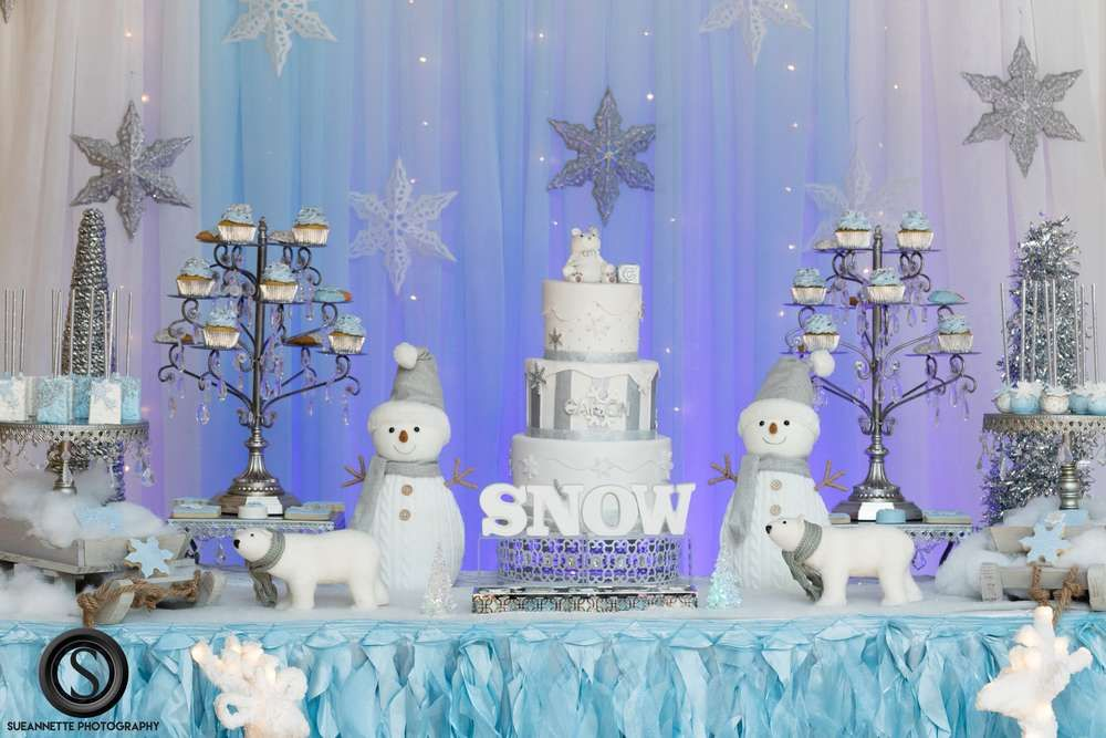 Pin on Winter Party Ideas