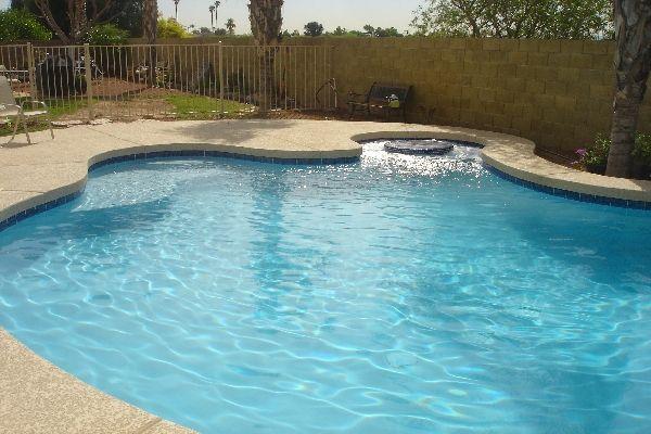 Phoenix az pool builders swimming pool pool - Swimming pool contractors phoenix az ...