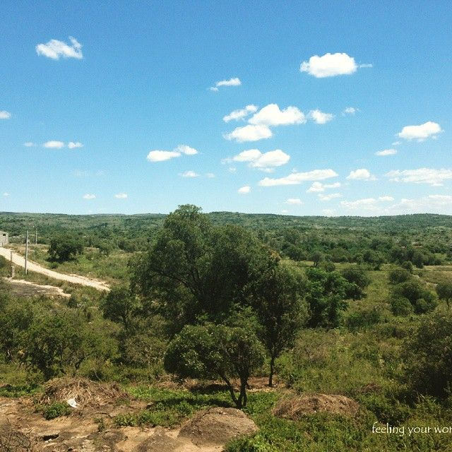 The amazing view from my parent's place.  #Argentina #Córdoba #traveling #exploring #nature #peace