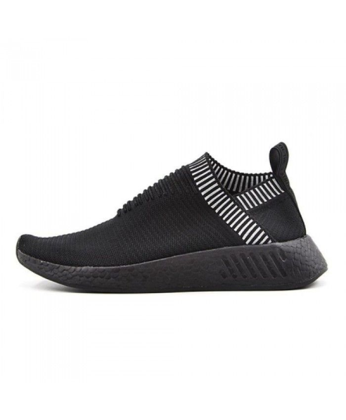 the latest 43658 b4208 Adidas Nmd City Sock Cs2 All Black trainers for cheap ...
