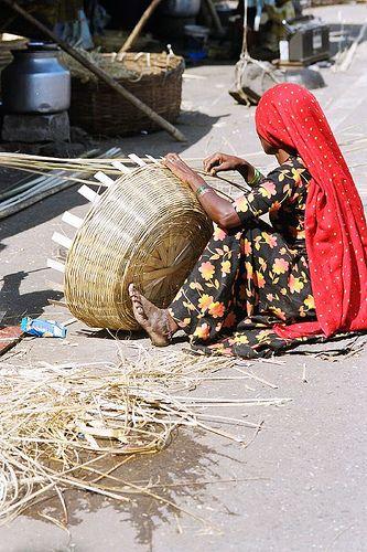 Basket Weavers of Mori Road