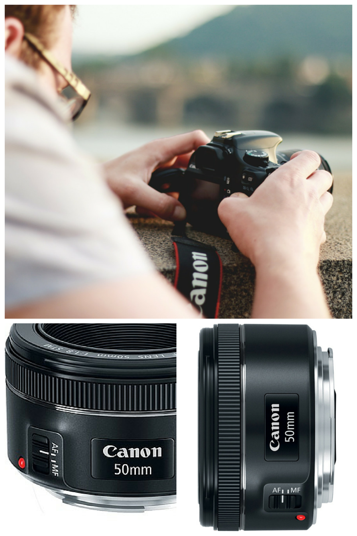 Enter the world of EOS Prime Lenses with the Canon EF 50mm f/1.8 STM, the lens that expands photographers and moviemakers creative possibilities like never before. What will YOU create? Get this lens on BuyDig now to find out!