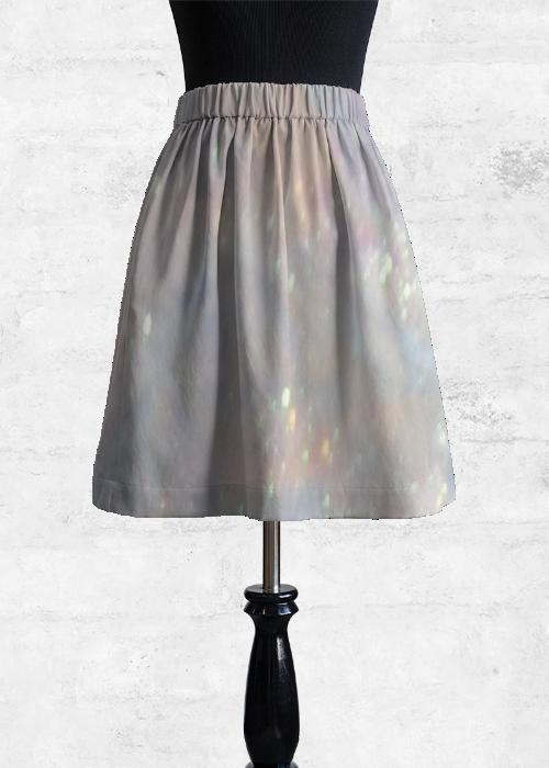 Outlet Enjoy Cheap Websites Cupro Skirt - ZURE by VIDA VIDA Cost Cheap Online cRk1VuCjw