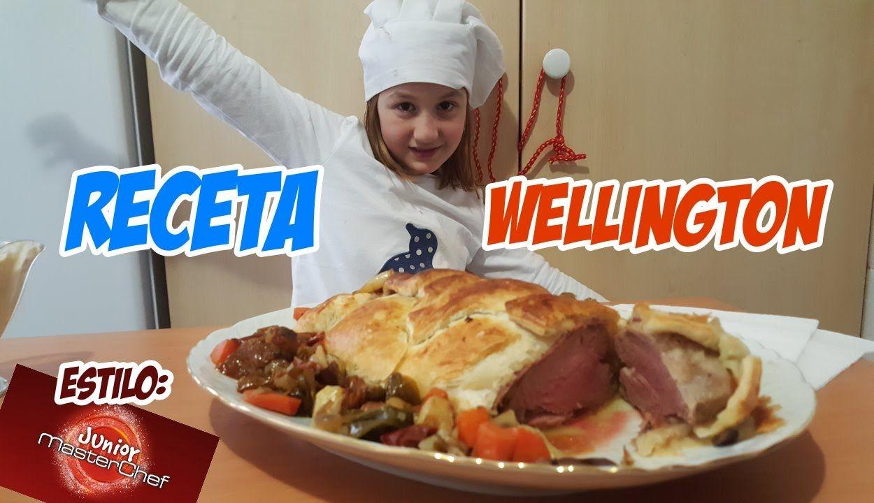 Masterchef Cocina | Receta Solomillo Wellington Junior Masterchef Cocina Infantil