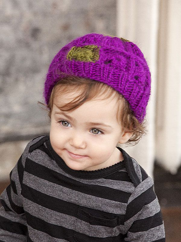 Baby Granny Hat...knit and crochet? Challenge accepted! | Craft with ...