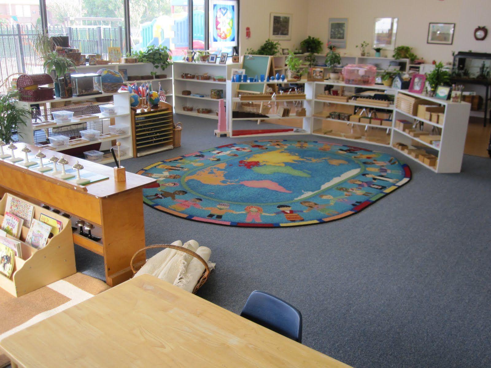 Pre-Kindergarten Classroom Decorating Ideas
