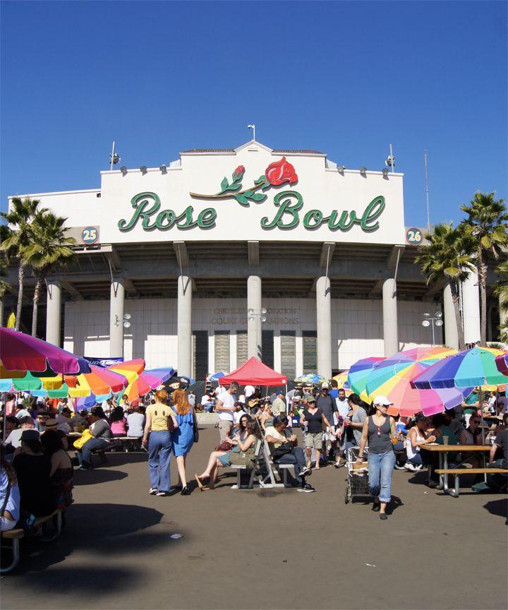 Pin By Juls On Fleaing For Our Lives Rose Bowl Flea Market Brick House Rose Bowl