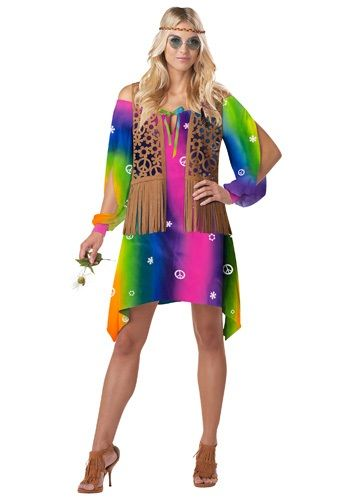 Retro Hippie Chick Costume - 1960s Costume Ideas  sc 1 st  Pinterest : 70s ideas for costumes  - Germanpascual.Com