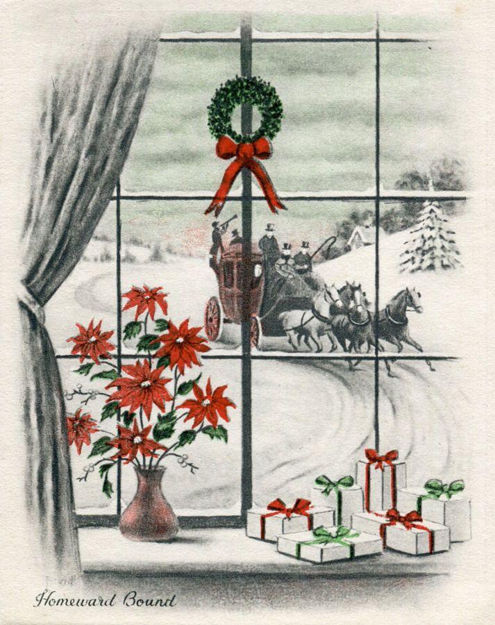 vintage holidays christmas