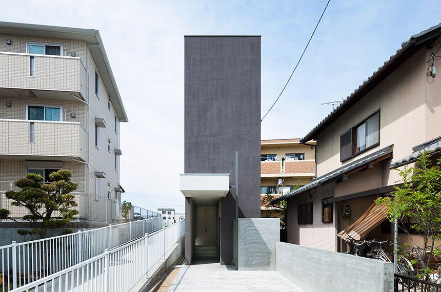 Long Narrow House Plan Idea Promenade Hallway Interior Concept