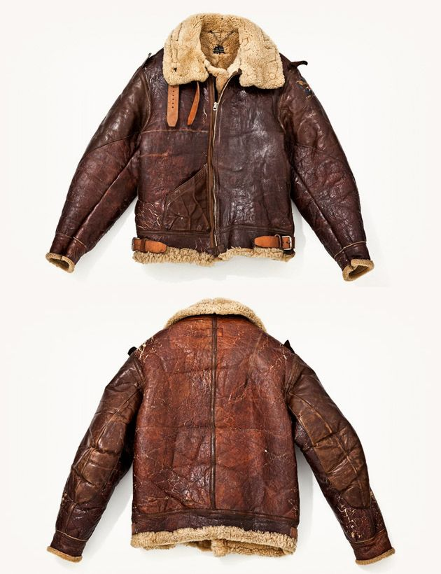 7d2eed31f Jackets so desirable to Enemy fighters, dead American pilot's were ...