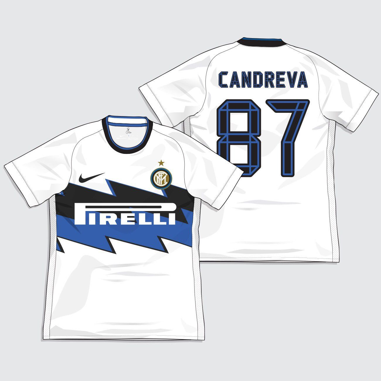 525cabfe3 Inter 18-19 Away Shirt Concept by Angelo Trofa - Footy Headlines ...
