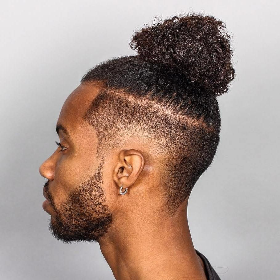 terrific long hairstyles for black men haircut ideas